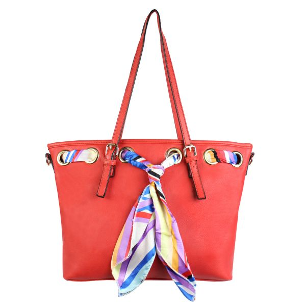 Ladies bag bag 70119 Red