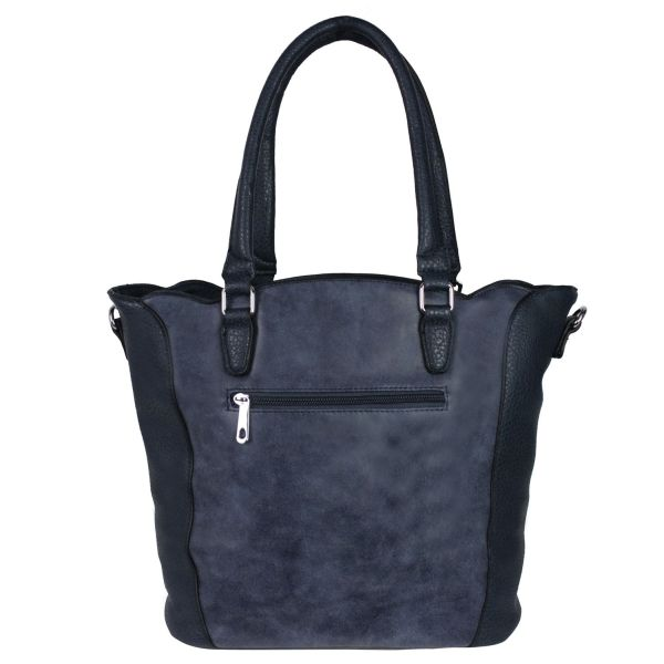 Handbag ladies bag<br> shoulder bag B6005<br># Schwa