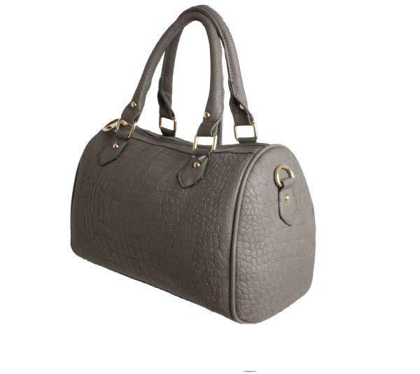 Shopper panie<br> szary torba worek<br>387