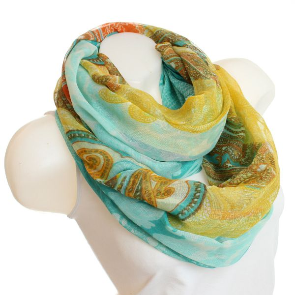 scarf loop SJL14 /<br>4 Multi-colored