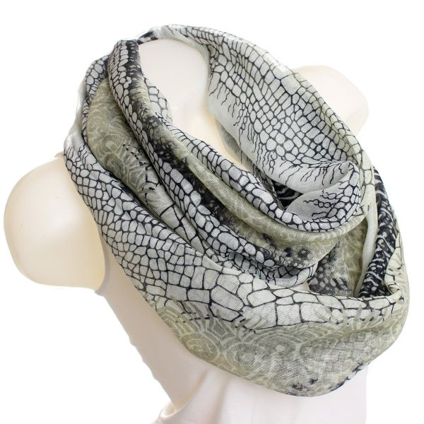 scarf loop A/13 Grey