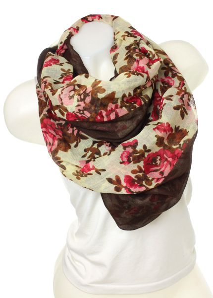 Snood Snood Ladies<br>9D0118 Brown