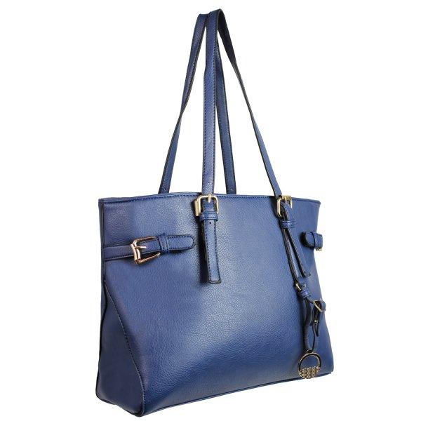 Ladies handbag bag<br>70122 blue