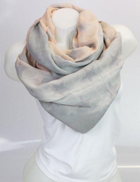 Ladies Loop scarf<br> scarf good quality<br>9D0327 Gray,
