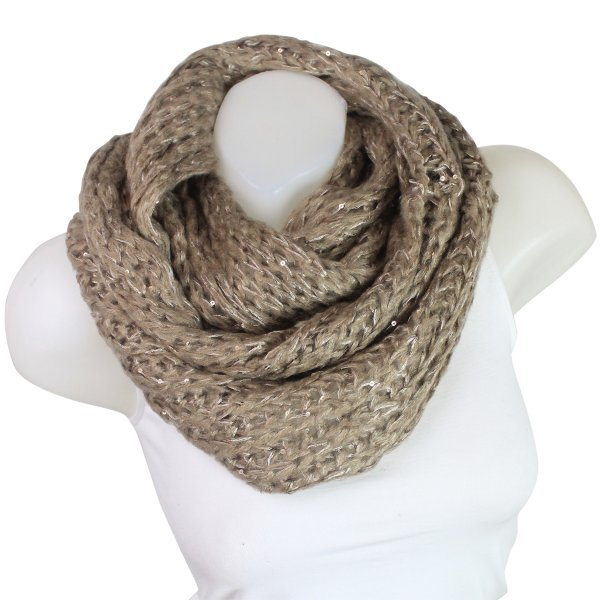 Tube scarf / snood<br>/ 9D0232 Khaki