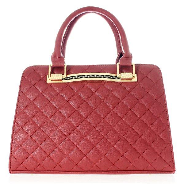 Shopper bag ladies<br>bag handbag T81 Red