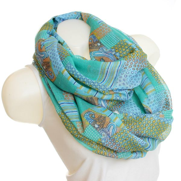 scarf loop SJL14 /<br>1 Green