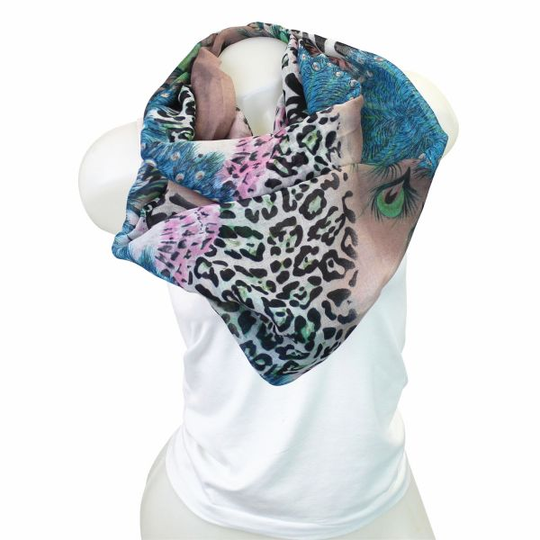 Ladies Loop scarf<br> scarf good quality<br>9D0303 150402