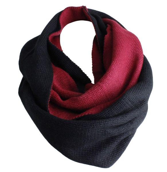 écharpe tube<br> tricoter écharpe<br>des femmes d&#39;aut