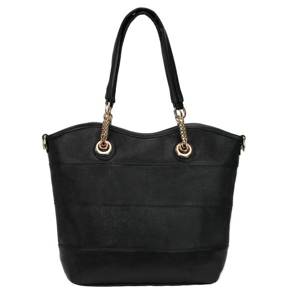 Shoulder bag good<br>quality 866 Black