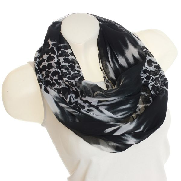 scarf loop FZ-6 Black
