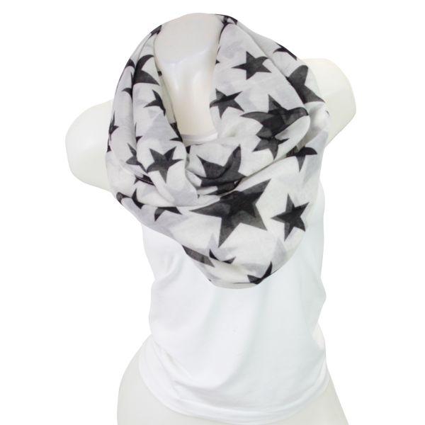 Ladies Loop scarf<br> scarf good quality<br>Black 150822
