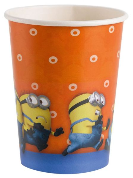 Minions - 8 cups