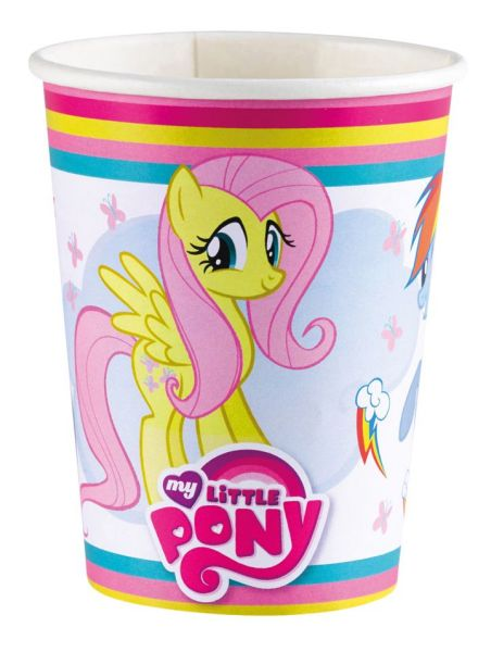 My Little Pony - 8 cups