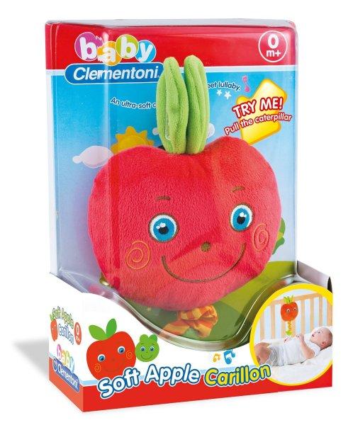 Weiche Apfelspieluhr