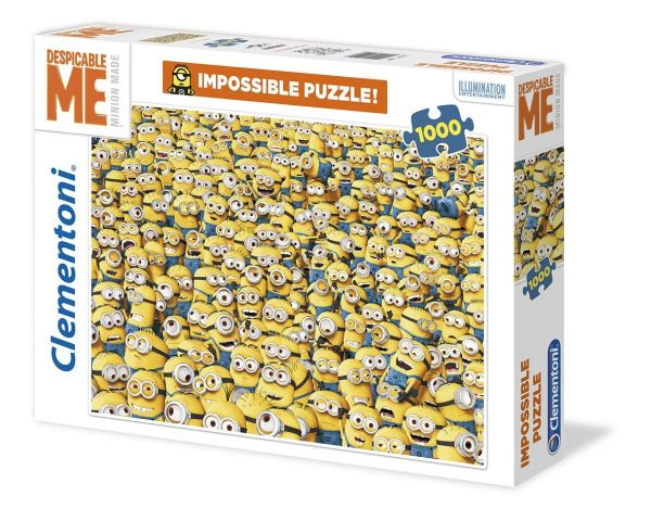 Minions Impossible<br>Puzzle 1000 Teile