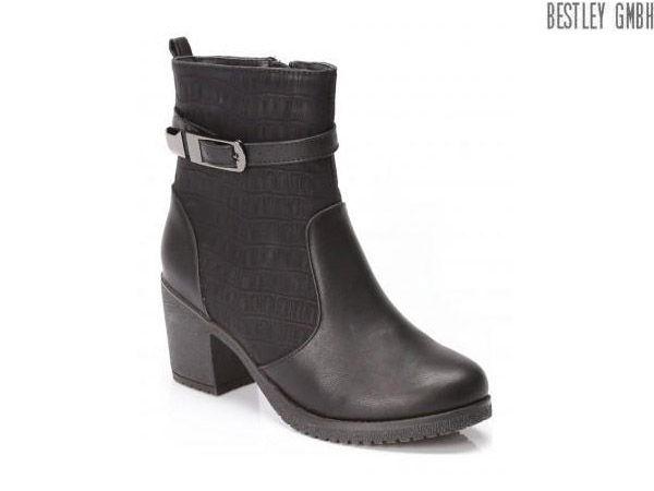 BESTLEY Női csizma<br>cipő Női csizma cipő