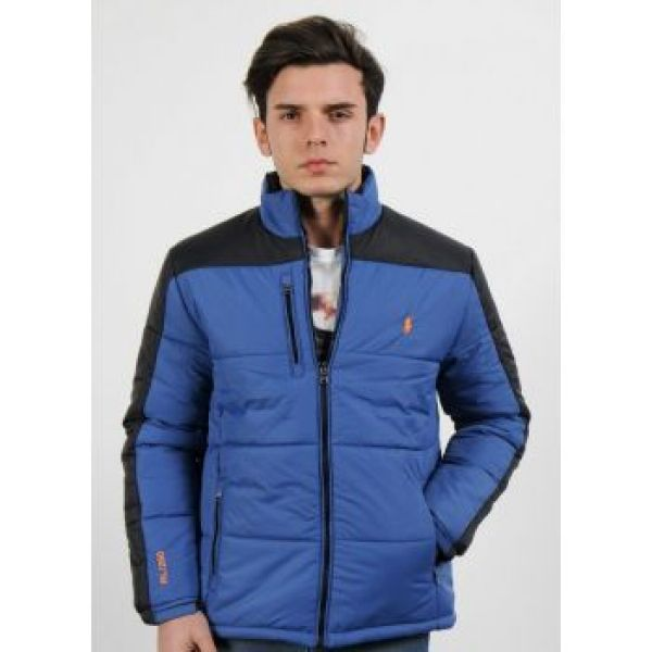 RL-Jacket s / blue<br>and black handle