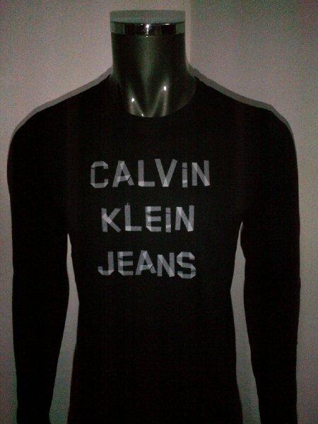 T-SHIRT CALVIN<br>KLEIN MARINE