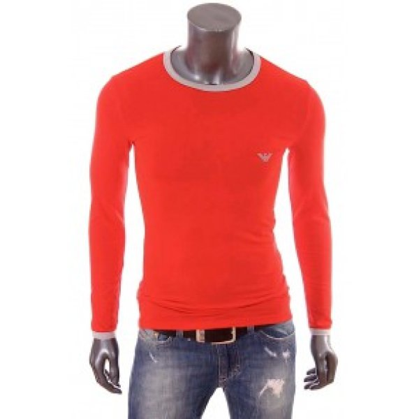 T-SHIRT RED<br>EMPORIO ARMANI