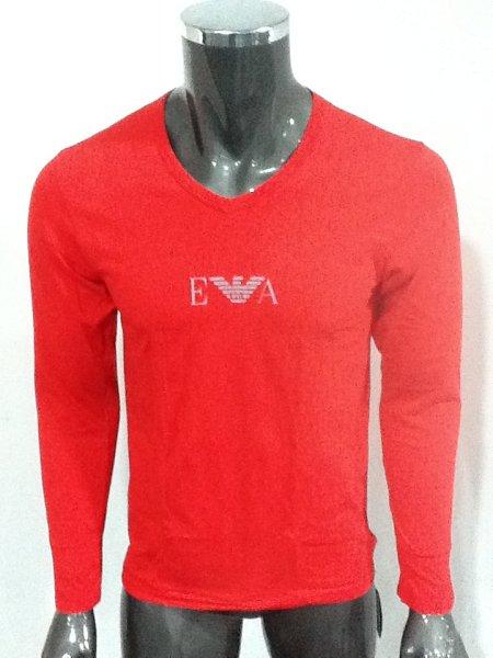 T-Shirt Emporio<br>Armani RED