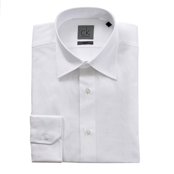 Calvin Klein<br> Men&#39;s Shirt<br>WHITE