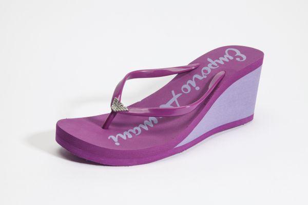 Emporio Armani<br> Tong Beach Sandal<br>Vrouwen