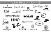 Firmenlogo luxury brands uk