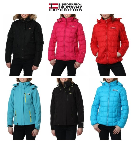 138 x Original<br> GEOGRAPHICAL<br>NORWAY Jackets Women