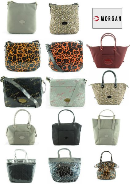 Bags and purses<br> Brand MORGAN DE<br>TOI 36 Stüc