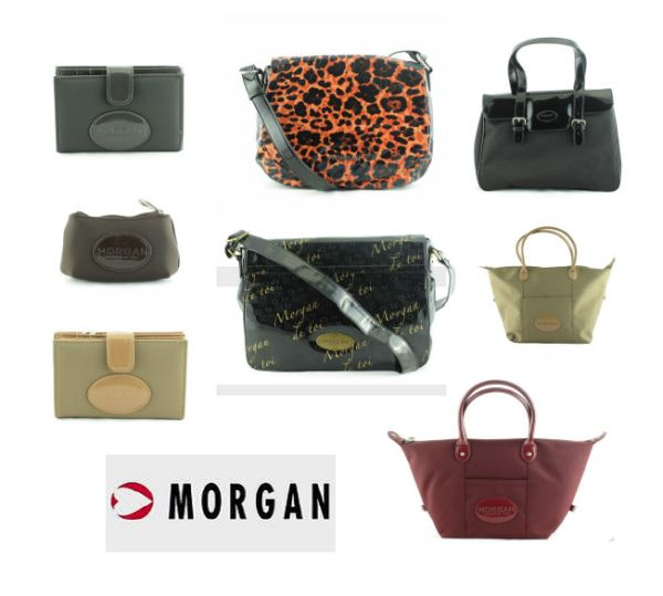 388 Stocklot Original MORGAN Women Taschen