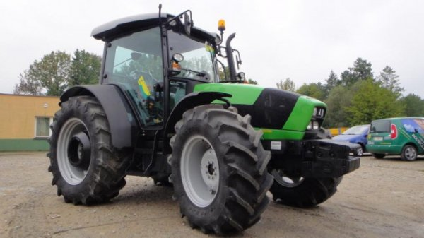 Farm Tractor Brand<br> DEUTZ FAHR<br>Agraform Type 420