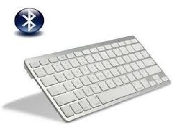 Bluetooth wireless<br>keyboard