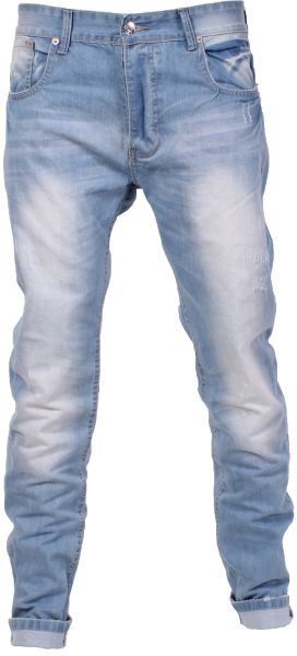 SLIM JEANS MEN SEMI CLEAR BRAD BURNS BB