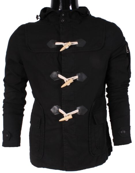 HOODED JACKET MAN<br>KNIGHTS HORSE LH105
