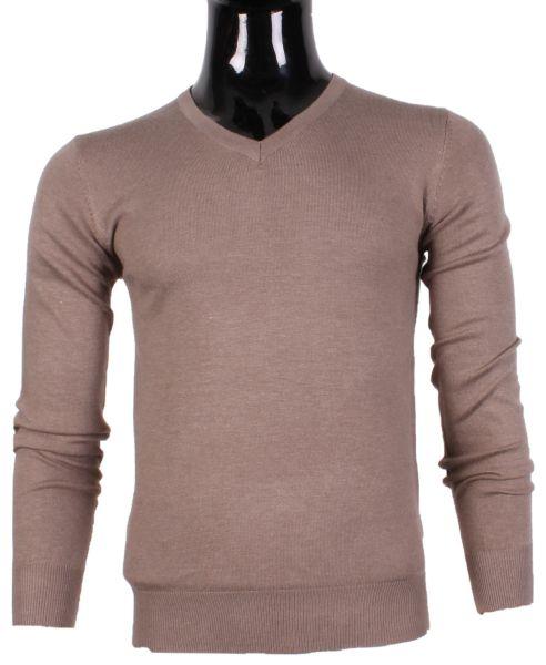 V-Ausschnitt<br> Pullover HERREN<br>VON TONY MORO HL8100