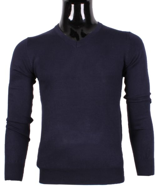 V NECK SWEATER MEN<br>BY TONY MORO HL8100