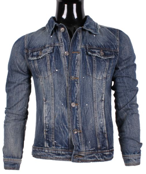 JEANS JACKET MEN<br>BY TONY MORO Al99