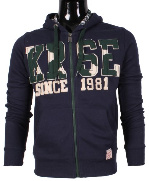 SWEAT JACKET MEN<br>BY KERASE FI32