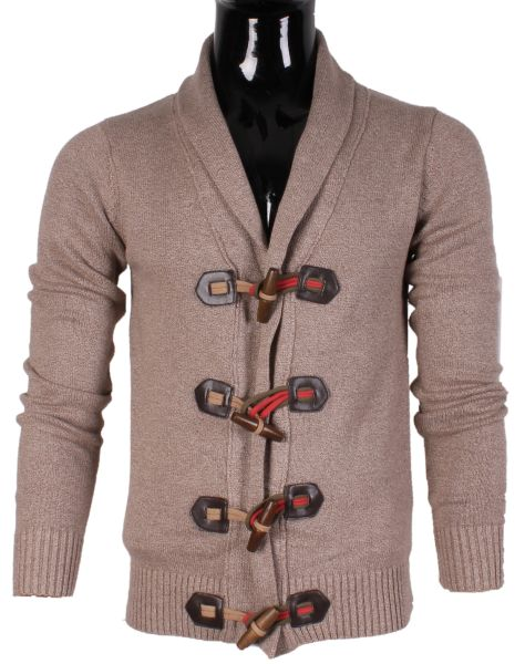 CARDIGAN SWEATER<br>BY TONY MORO HL8080