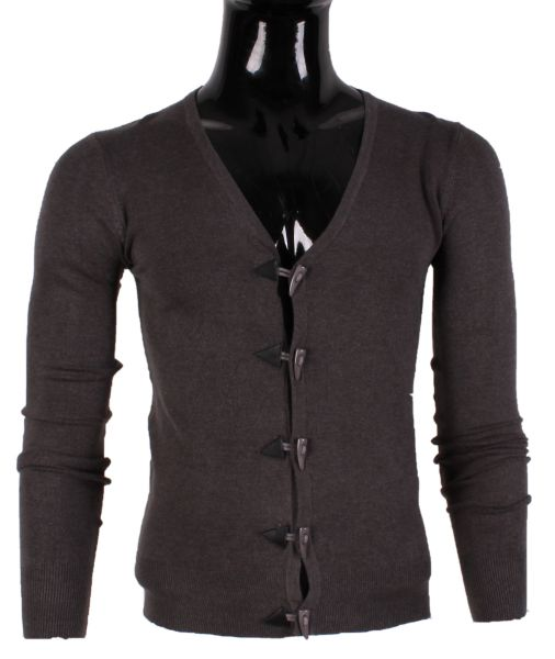 CARDIGAN SWEATER<br>BY TONY MORO HL8133