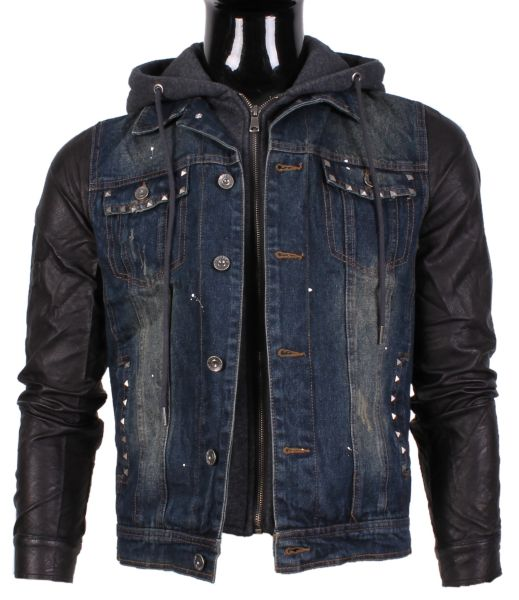 JEANS JACKET MEN<br>BY TONY MORO AL97