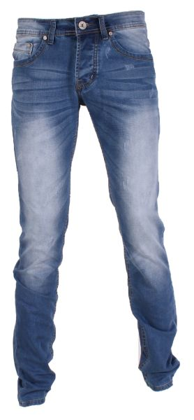 Ripped jeans MAN<br> BY LEEYO E5857JEAN<br>SIMPLE MAN
