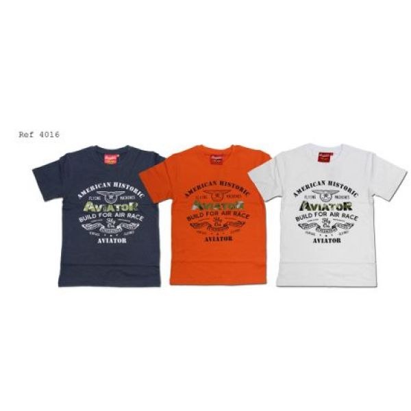 Tshirt 2015 was<br>8/14 years Aviator