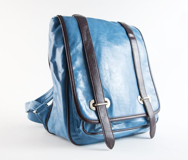 Klein Blue<br> Backpack Bag -<br>Messenger Bags