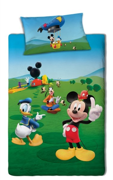 HOUSSE 140/200 MICKEY BALLON