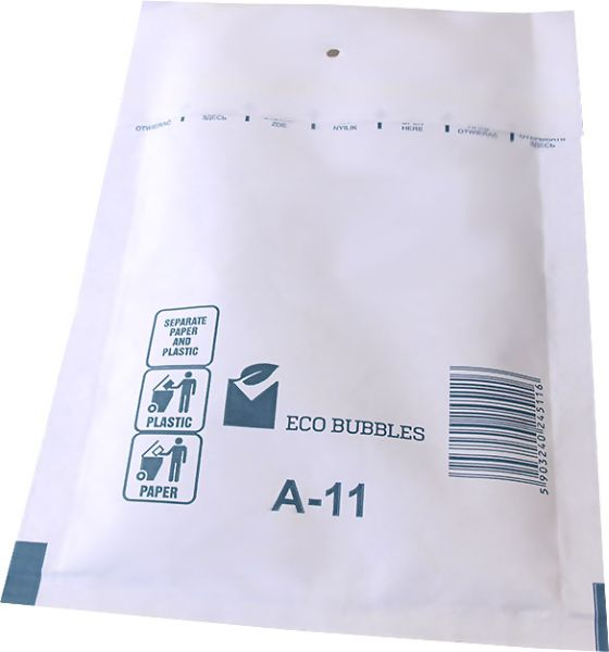 Envelope Bubble, A<br> / 1 120x175 mm,<br>80g, eco