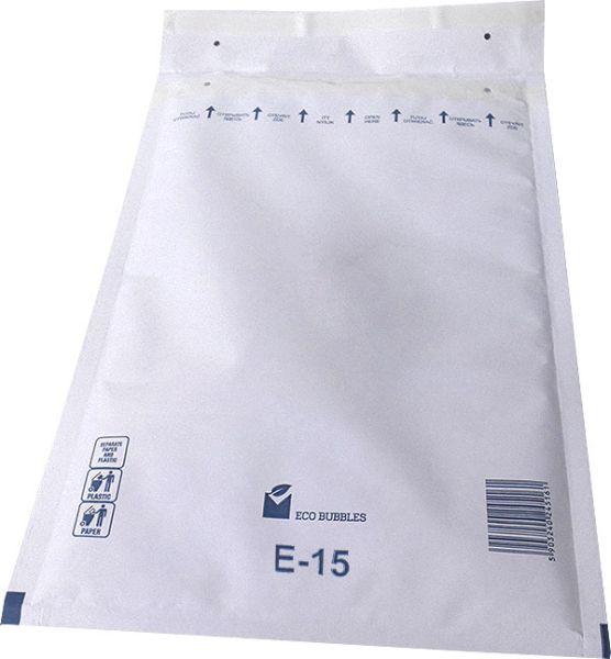 Bubble Envelope, E<br> / 5 235x275 mm,<br>80g, eco