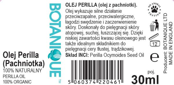 Perilla oil 30 ML