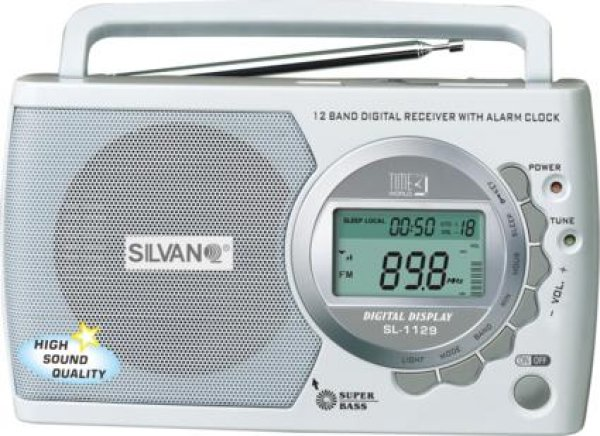 Digital 12 Radio Bands Silvano SL-1129